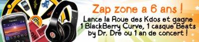 Zap zone fête ses 6 ans !
