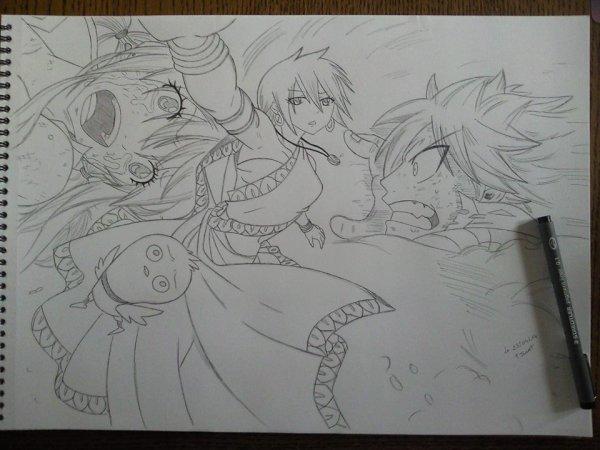 ~ L'envie de dessiner, ça viens comme ça. ~