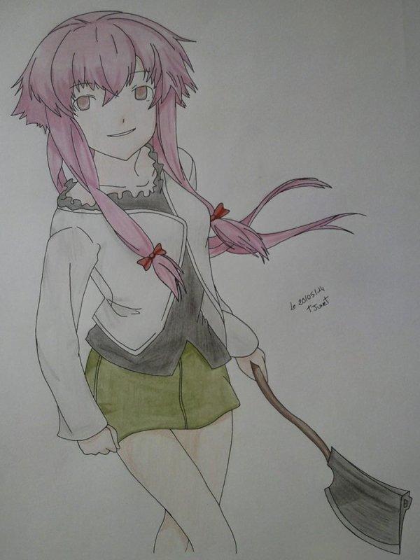 ~ Mirai Nikki ~