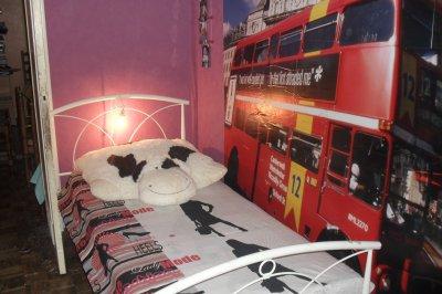 la chambre de ma fille