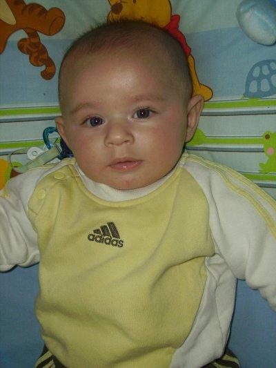 Mathys mon bébé d'amour !!!