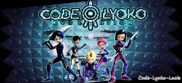 * * * CODE LYOKO EVOLUTION * * * SAISON 5