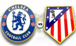Duel Atlético vs Chelsea