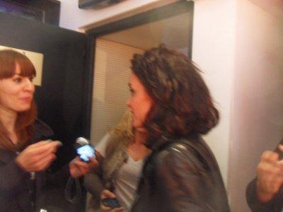 20 septembre 2010, 6ème rencontre avec la brune NRJ