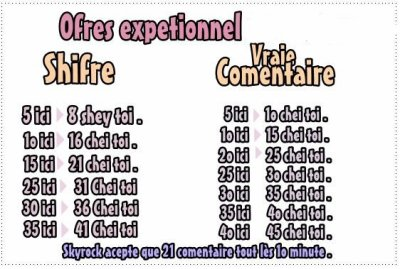 Valentin0 0ffre Exeptionnel ! PROFIIITE :$
