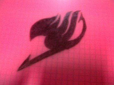 Le symbole de Fairy Tail =D