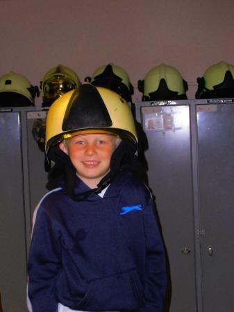 mon lulu chez les pompiers