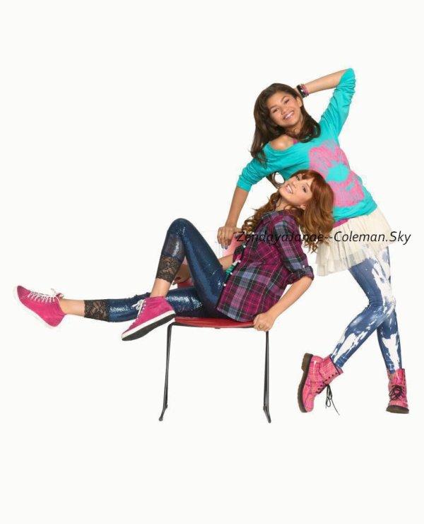 Interveiew de Z' Pour ClevverTV lors la Teen Vogue Party le 27 septembre.