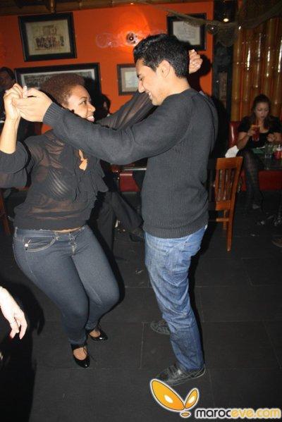 Soiré Salsa Pacha Marrakech