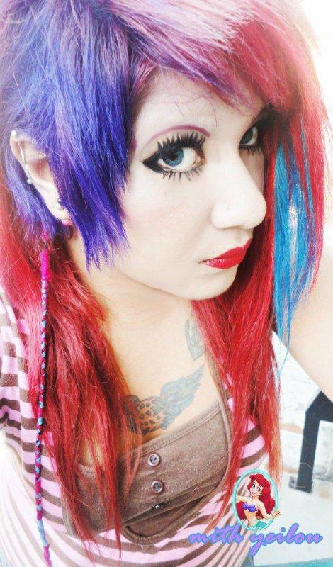 new hair ♥