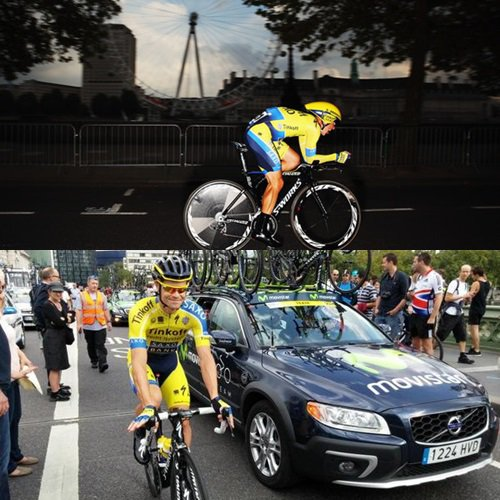 Tour of Britain - Nicolas Roche