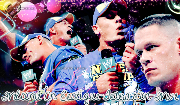 ₪ ₪ Article  : Welcome On E-F-Wwe.skyrock.com ₪ ₪ ╚> The Best Sources About Cena And Jeff <╝