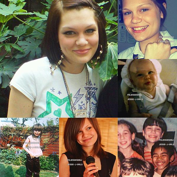L'enfance de Jessie J