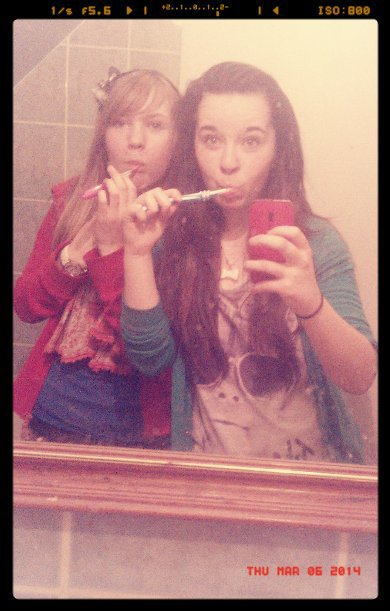 Brossage de dents avec Mon*Bébé.♥♥