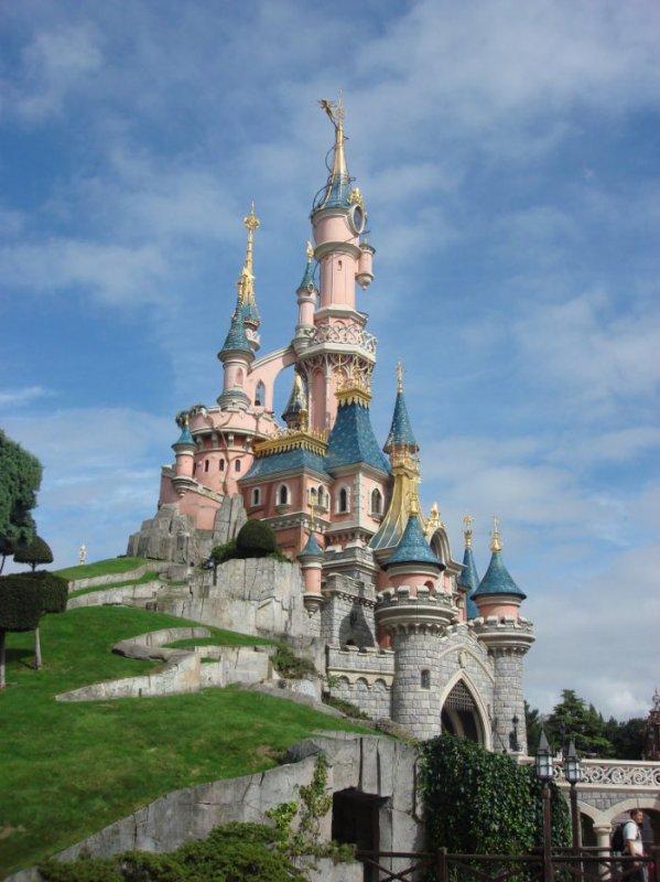 Liste de mes voyages à  Disney