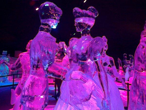 °O° Festival de Sculpture de Glace:25e Anniversaire de DLP (P3) °O°