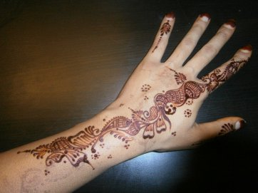 henna indou....