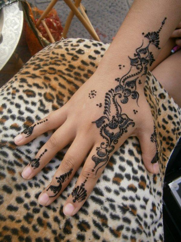 tatouage au harkouss......