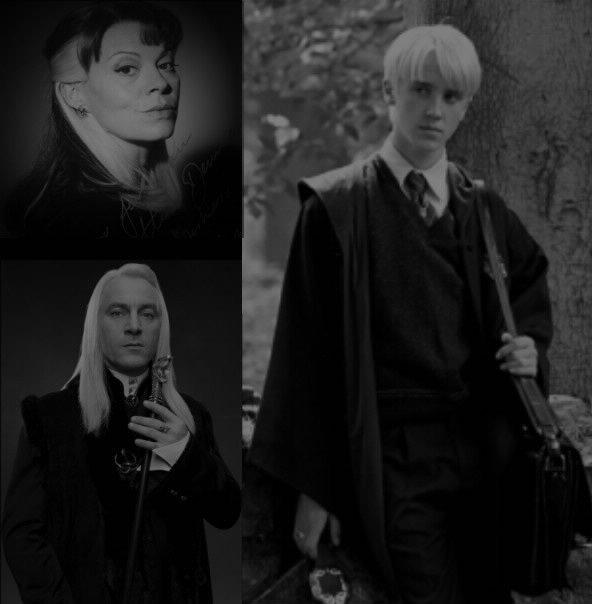 Chapitre 6 : Dîner avec les Malfoy
