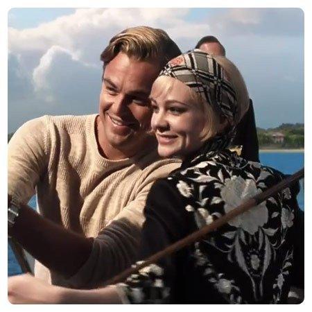 Gatsby Le Magnifique Oo Citation Film Oo