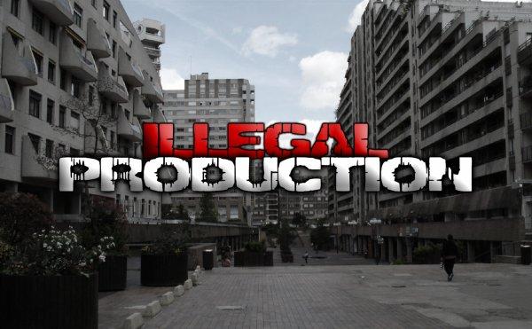 Illɘgɑl Pʀoductioɳ 73 : Le blog des prod's graphiques rap 2011