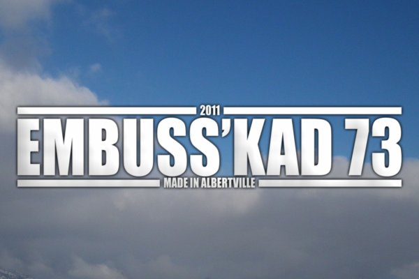 NEW : ILLEGAL PRODUCTION DEVIENT EMBUSS'KAD 73
