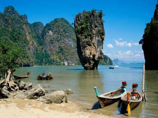 Thailand is beautiful