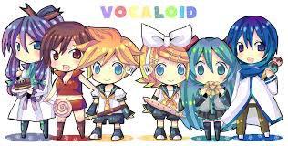 Vocaloid! :3