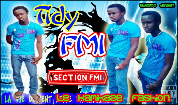 Tidy FMI, Le Kamikaze Fashion ( Section FMI )  !!!!