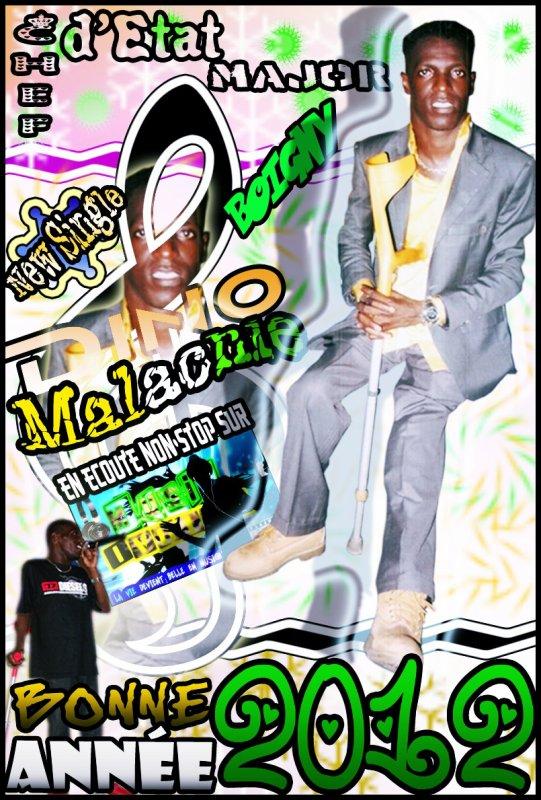 """Malachie  """"Bonne Année 2012"""""""