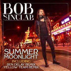 """Nouveautés de la semaine : Bob Sinclar """"Summer Moonlight"""", TJR """"Ode to oi"""" et Inna """"Put Your Hands Up"""""""