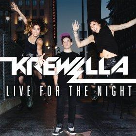 """Nouveautés de la semaine : Krewella """"Live for the night"""" et Burns """"Lies"""""""
