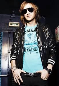 Gros plan sur ... David Guetta