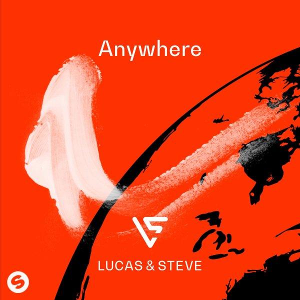 """Nouveautés de la Semaine : Lucas & Steve """"Anywhere"""" et Deorro & D3fai """"Titan"""""""