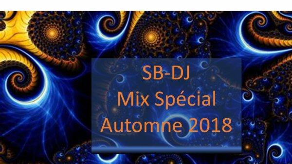 SB-DJ In the Mix : Découvrez mon Mix Spécial Automne 2018, le DJ-Mix #333