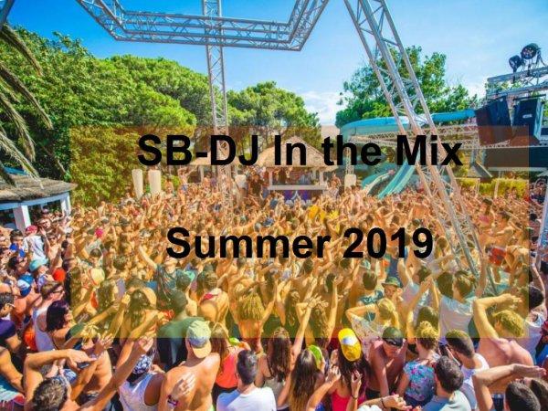 SB-DJ In the Mix : Découvrez ce Mix Spécial Eté 2019, le DJ-Mix #402