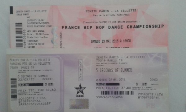 5SOS ROWYSO Paris // Hip Hop International Dance