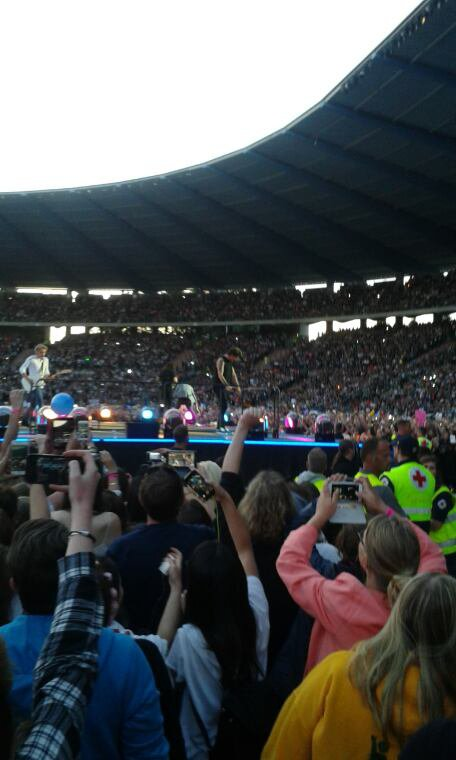 One Direction OTRAT Bruxelles 2/2