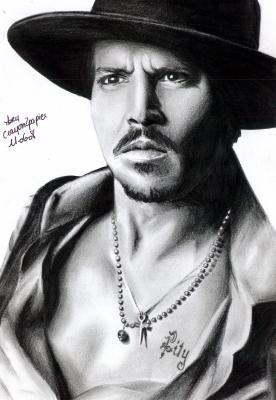 (384) - Johnny Depp