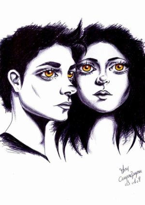 (463) - Edward Cullen et Bella Swan