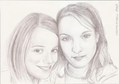 (212) - Charlotte et Cyrielle