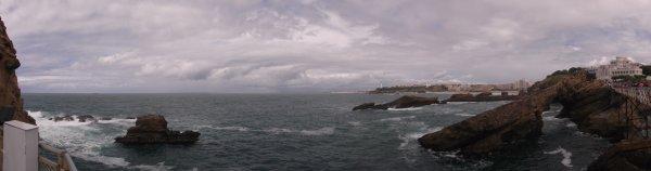 Jeudi 21 juillet 2011.....visite de Bayonne et Biarritz