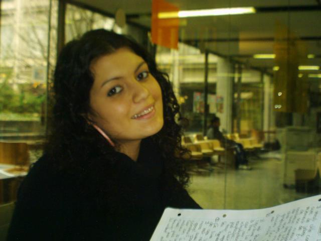 Nadya Latina De COLOMBIA