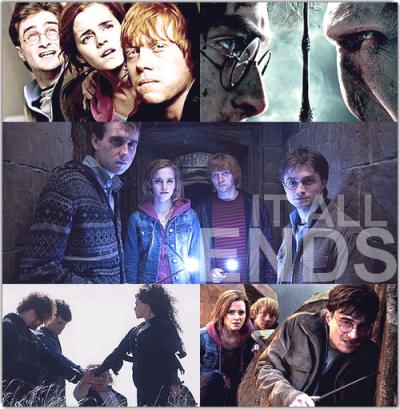 """""""Pour tous les fans de HP"""""""
