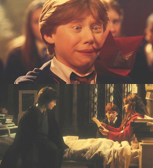 .Harry Potter et La Chambre des Secrets.