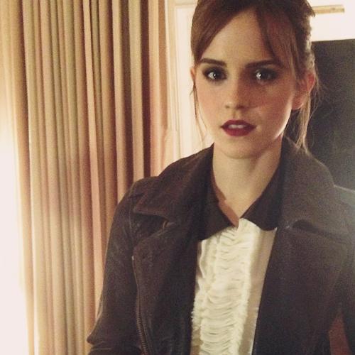 .Emma Watson.Lancôme.Oh please go to an events.