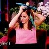 """""""I love Ellen! xx Emma"""""""