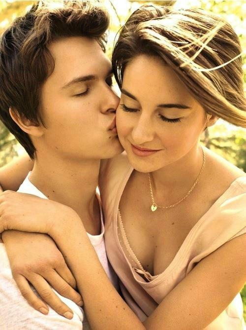 Tu es mon premier amour.