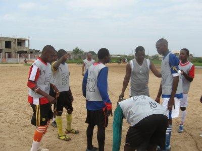 les photos du match contre desert fc le dimanche 17/07/2011