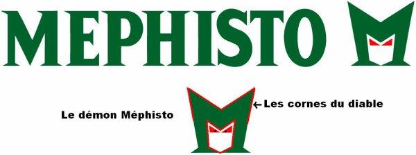 Logo de la marque MEPHISTO